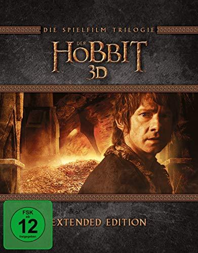 3d filme auf bluray hobbit