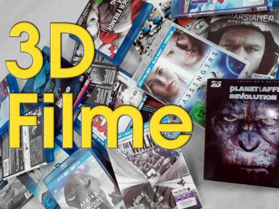 Beste 3d Filme auf Bluray