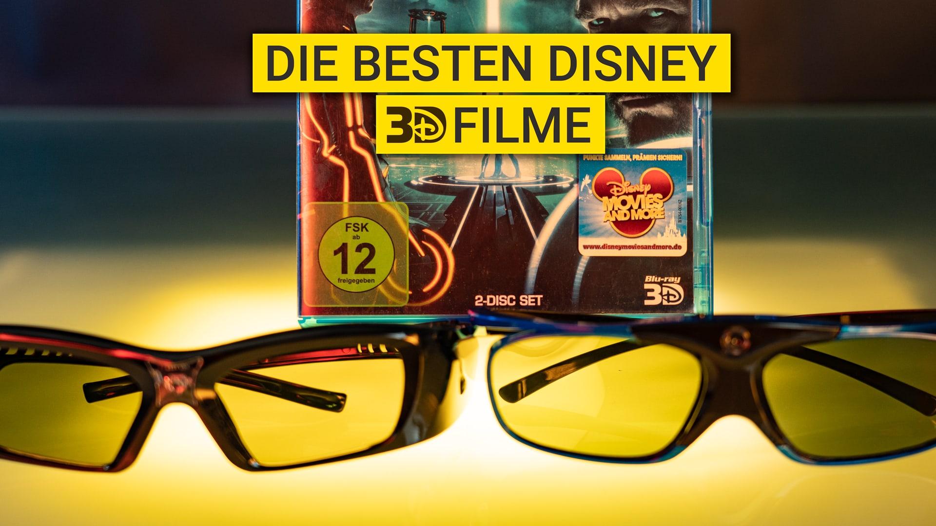 Die Besten Disney 3D Filme