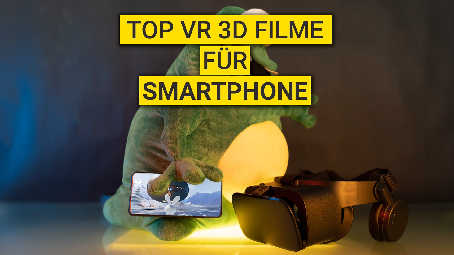 Top VR 3D Filme für Smartphone