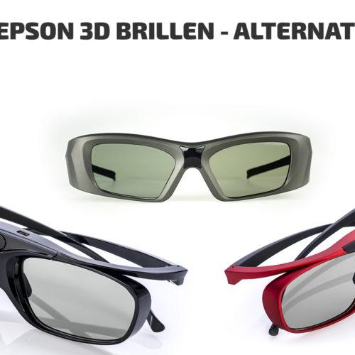 Epson 3D Brille: Alternative