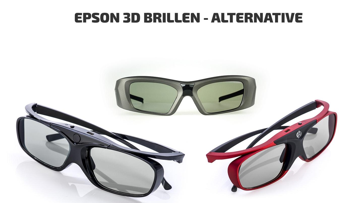 epson 3d brille