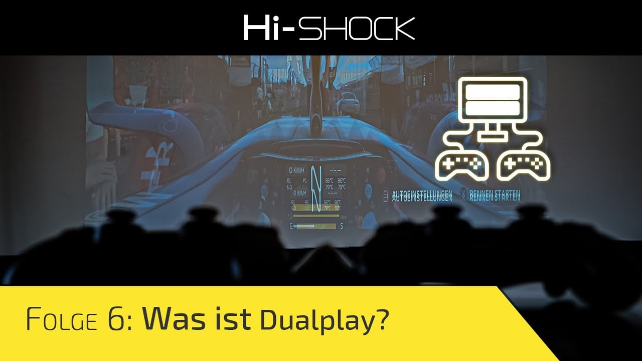 was ist dualplay dualview