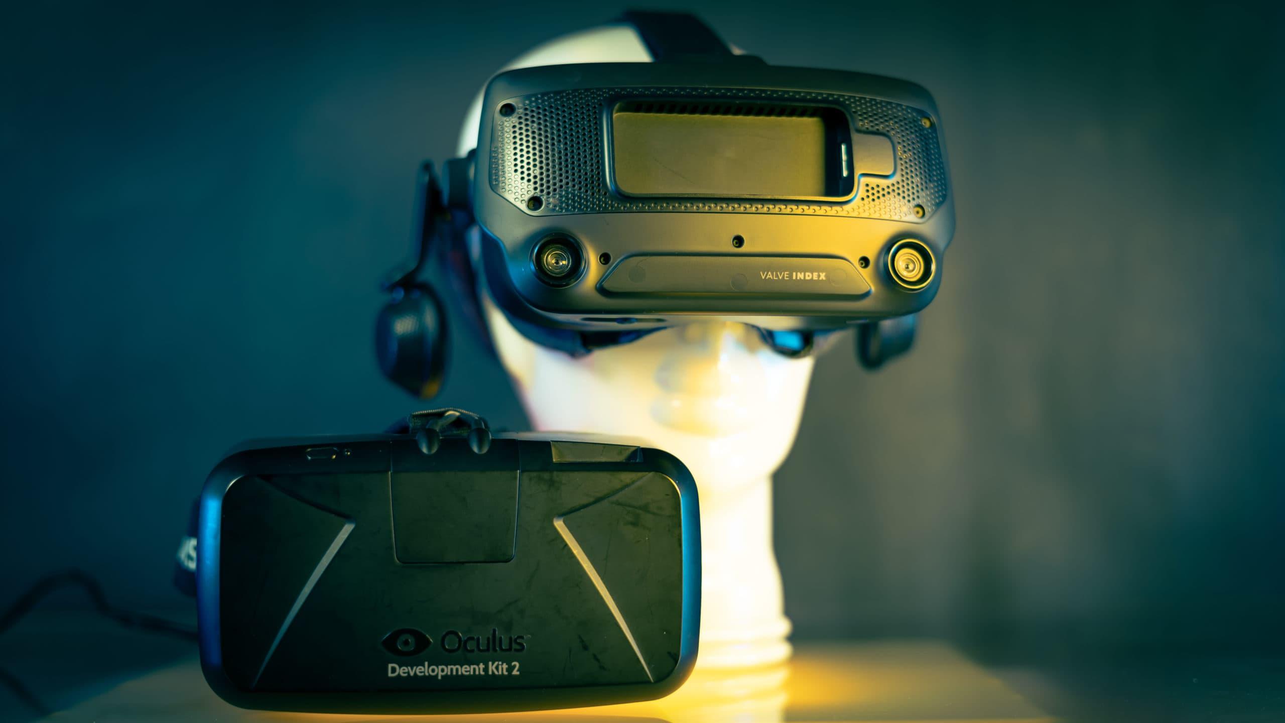 beste VR Headsets für PC