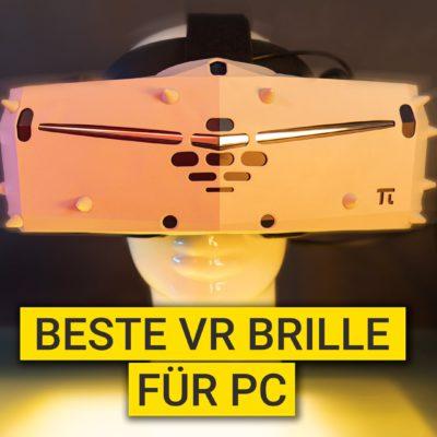 Beste VR Brillen für PC